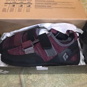 Rock climbing shoes - brand new in the box!